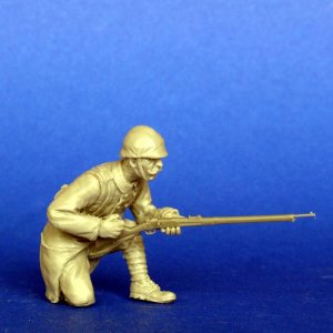 French soldier. WWI   (Vista 1)