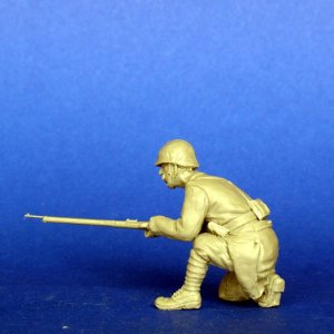French soldier. WWI   (Vista 3)