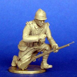 Soldado Frances WWI  (Vista 1)