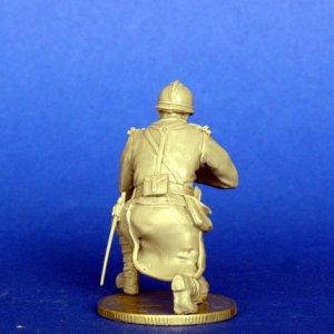 Soldado Frances WWI  (Vista 2)