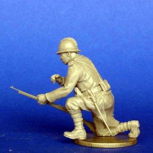 Soldado Frances WWI  (Vista 3)