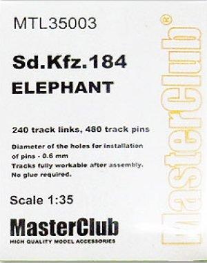 Orugas para Sd.Kfz.184 Elefant  (Vista 1)