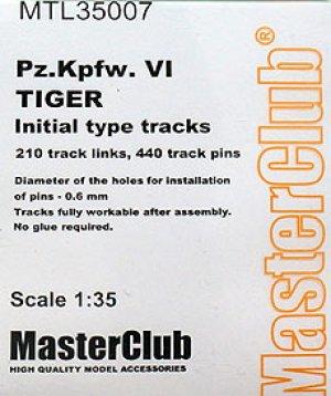 Orugas para Pz.Kpfw.VI Tiger   (Vista 1)