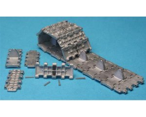 Metal Tracks for T-34 M1943