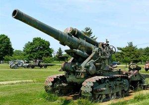 Workable Metal Tracks B-4 Soviet howitze  (Vista 3)