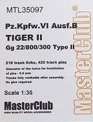 Pz.Kpfw.VI Ausf.B Kingtiger Gg 24/800/30  (Vista 1)