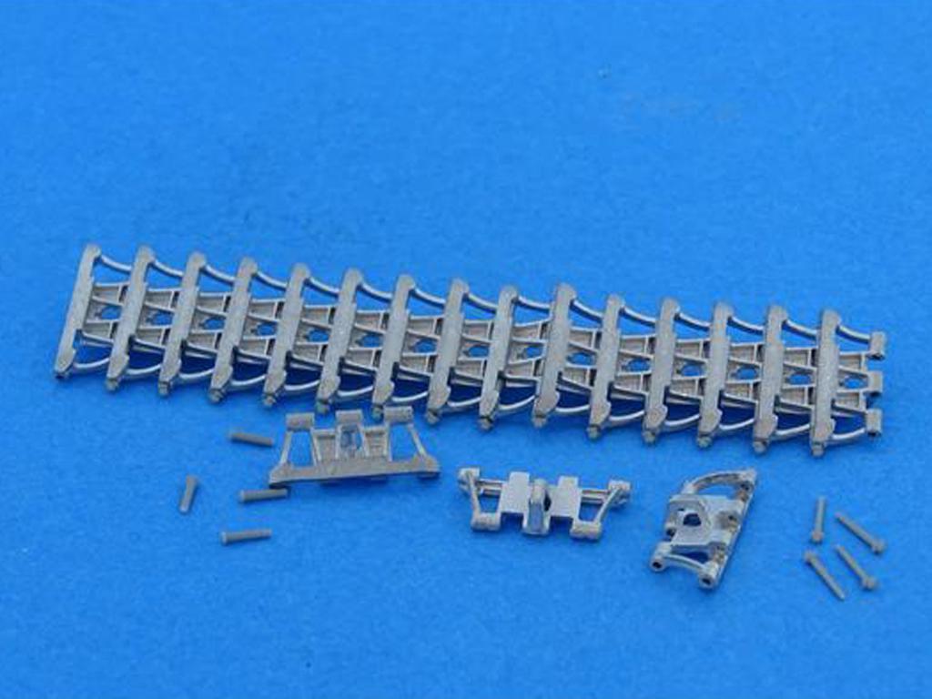 Tracks for Pz.Kpfw.III 380 mm short-horne (Vista 2)