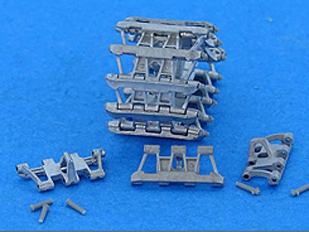 Tracks for Pz.Kpfw.III 380 mm long-horne (Vista 1)