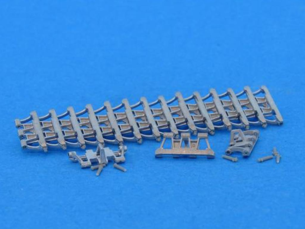 Tracks for Pz.Kpfw.III 380 mm long-horne (Vista 3)