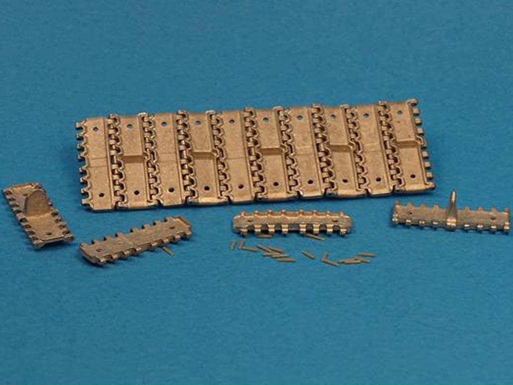 Tracks for T-34 550mm M1940 Initial (Vista 2)