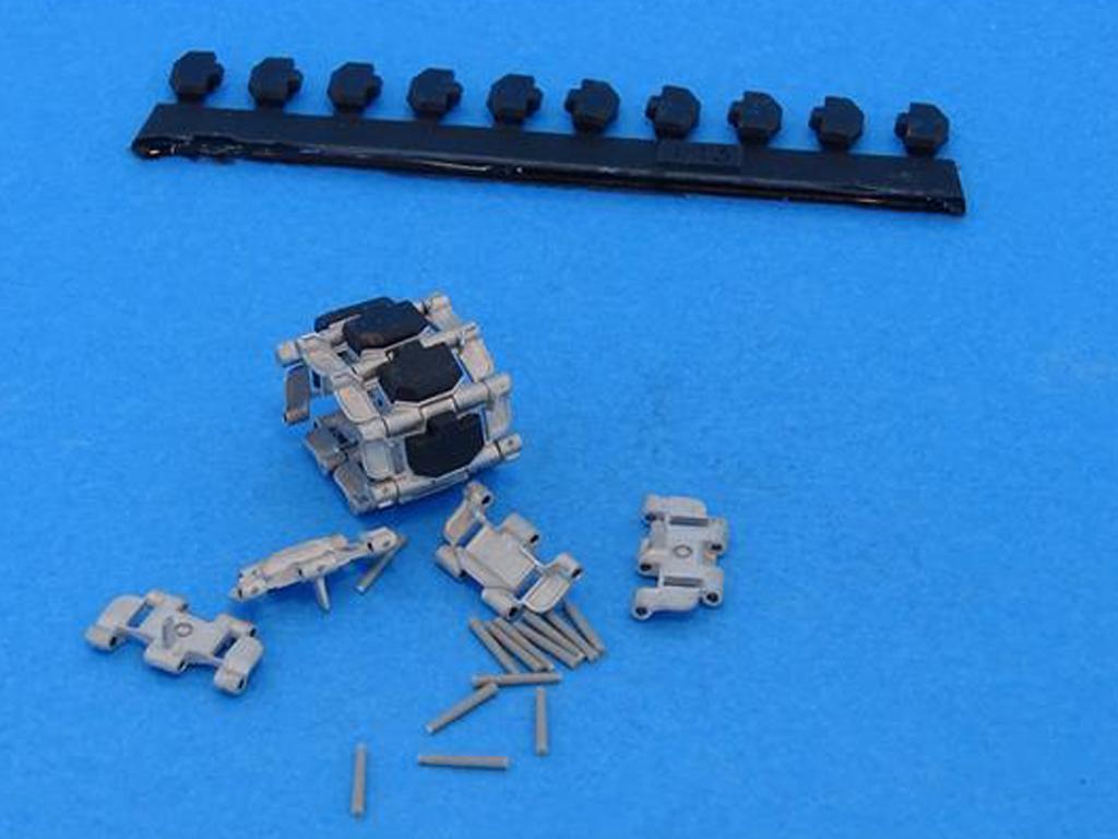 Orugas M113 con almohadillas de goma (Vista 4)