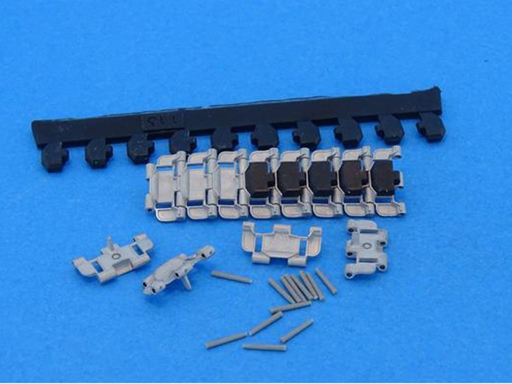 Orugas M113 con almohadillas de goma (Vista 5)