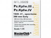 Orugas para Pz.Kpfw.III , Pz.Kpfw.IV 194 (Vista 4)