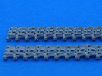 Tracks for Pz.Kpfw.III 380 mm long-horne (Vista 8)