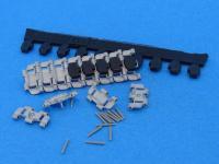 Orugas M113 con almohadillas de goma (Vista 8)