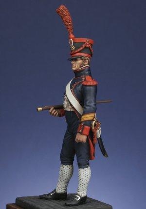 El cabo de artillería 1807  (Vista 2)