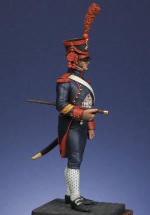 El cabo de artillería 1807  (Vista 4)