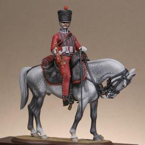 Trumpeter 3th regiment hussars  (Vista 1)