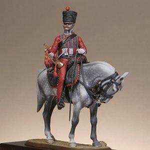 Trumpeter 3th regiment hussars  (Vista 2)