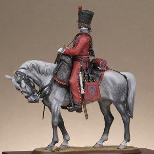 Trumpeter 3th regiment hussars  (Vista 5)