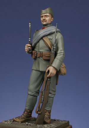 Infanteria Serbia 1915  (Vista 2)