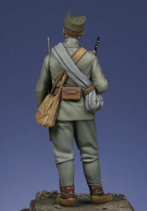 Infanteria Serbia 1915  (Vista 3)