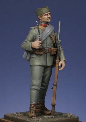 Infanteria Serbia 1915  (Vista 4)