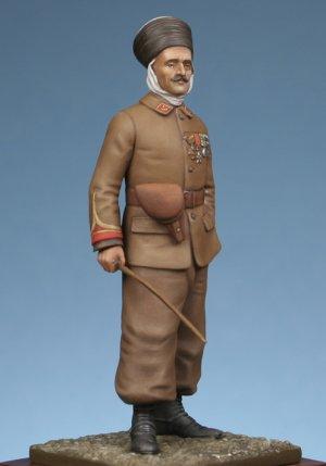 Sergeant of algerian spahis 1918  (Vista 4)
