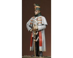 Dragoon of the Guard in greatcoat 1813  (Vista 1)