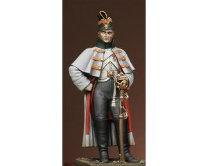 Dragoon of the Guard in greatcoat 1813  (Vista 2)