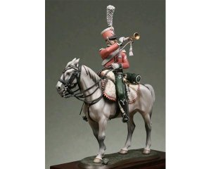 Trompette du 7ème régiment de chasseurs  (Vista 1)