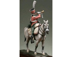 Trompette du 7ème régiment de chasseurs  (Vista 2)