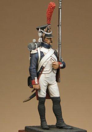 Fusilero - Guardia imperial granadero  (Vista 1)