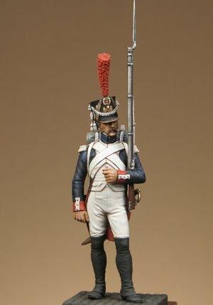 Fusilero - Guardia imperial granadero  (Vista 2)