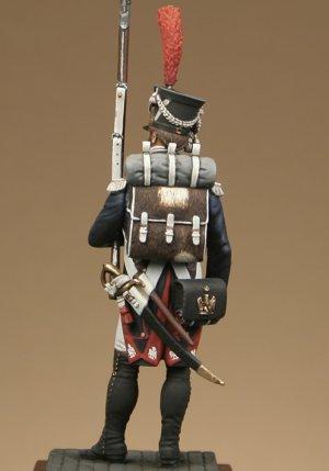 Fusilero - Guardia imperial granadero  (Vista 3)