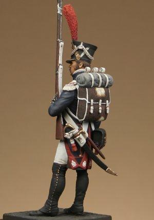 Fusilero - Guardia imperial granadero  (Vista 4)