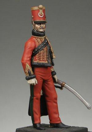 Oficial de la Guardia chasseurs segundo   (Vista 4)