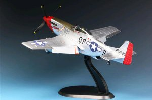 American P-51D Mustang Fighter  (Vista 3)