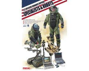 US Explosive Ordnance Disposal- Speciali  (Vista 1)