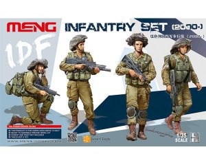 IDF Infantry Set  (Vista 1)