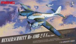 Messerschmitt Me-410B-2/U4 Heavy Fighter  (Vista 1)