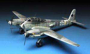 Messerschmitt Me-410B-2/U4 Heavy Fighter  (Vista 2)