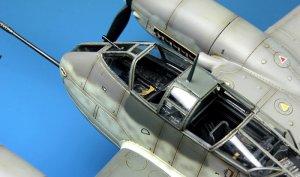 Messerschmitt Me-410B-2/U4 Heavy Fighter  (Vista 3)