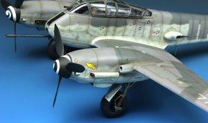 Messerschmitt Me-410B-2/U4 Heavy Fighter  (Vista 4)