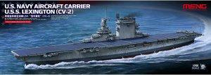 U.S. Navy Aircraft Carrier U.S.S. Lexing  (Vista 1)
