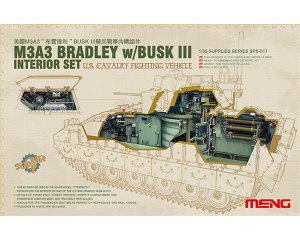 U.S. Cavalry Fighting Vehicle M3A3 BRADL  (Vista 1)