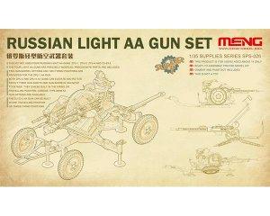 Russian Light AA Gun Set  (Vista 1)
