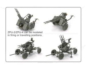 Russian Light AA Gun Set  (Vista 3)