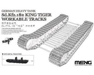 German Heavy Tank Sd.Kfz.182 King Tiger   (Vista 1)