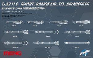 U.S. Short-range Air-to-air Missiles  (Vista 1)